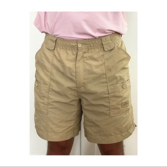 9dfddf5434 Aftco Other - Men's Aftco Original Fishing Shorts (Long)